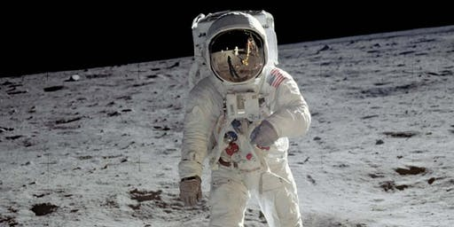 Calling all junior astronauts for a moon walk!