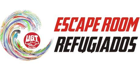 Escape Room Refugiados tickets