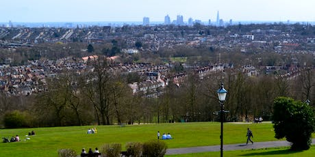 History walk around Alexandra Park tickets