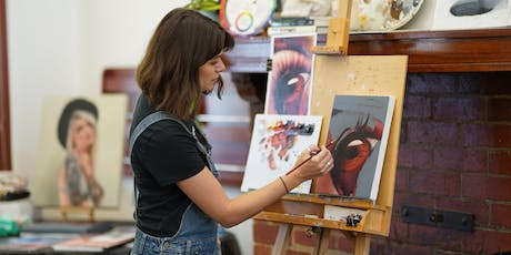 Oil Painting for Beginners: PERTH EDITION tickets