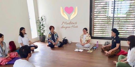 Meditasi  dengan Hati Selasa : Give Your Stress Wings and Let It Fly Away