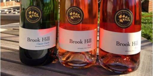 Wine and Food Pairing evening, feat. Brook Hill Vineyard