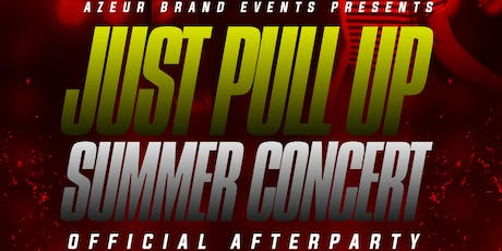 Summer Concert Pull Up After Party & Artist Showcase tickets