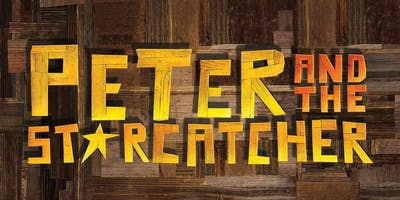"Citadel Theatre Presents: ""Peter and the Star Catcher"""