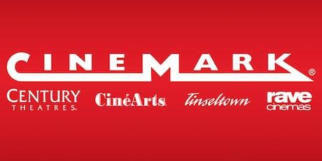 Cinemark Movie Tickets tickets