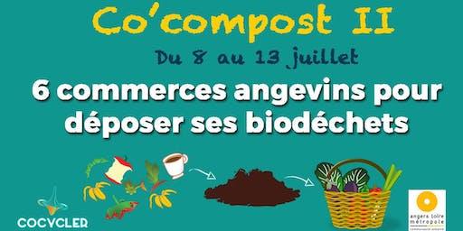Co'Compost II : 6 lieux pour déposer ses biodéchets à Angers :)