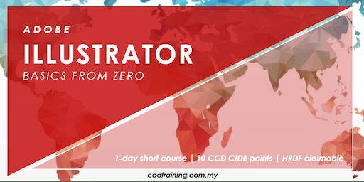 Illustrator Basics from Zero   1-day Short Course   10 CCD CIDB points