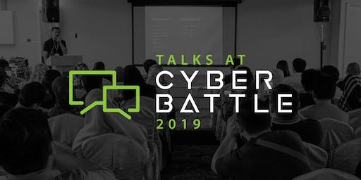 Talks at Cyber Battle 2019