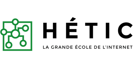 HETIC 2020 - Présentation aux intervenants tickets