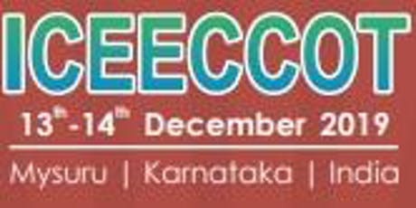ICEECCOT 2019 tickets
