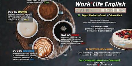 Work*Life @ Caldera Park biglietti