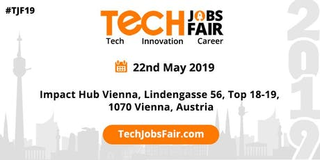 Tech Jobs Fair Vienna - 2020 Tickets