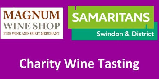 Wine Tasting - Swindon & District Samaritans