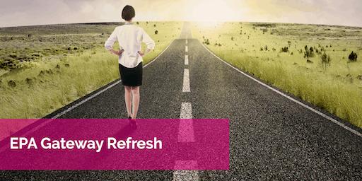 EPA Gateway Refresh