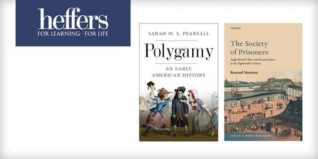 Book Launch: 'Polygamy' & 'The Society of Prisoners' tickets