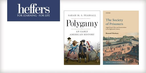 Book Launch: 'Polygamy' & 'The Society of Prisoners'