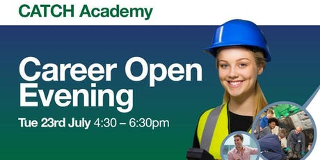 CATCH Career Open Event  tickets