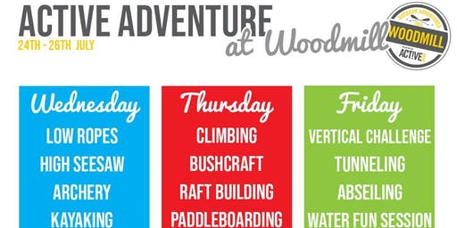 Woodmill Active Adventure