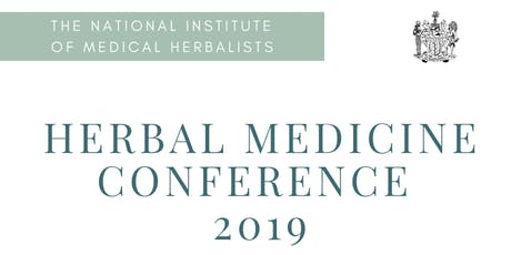 Herbal Medicine Conference 2019 tickets