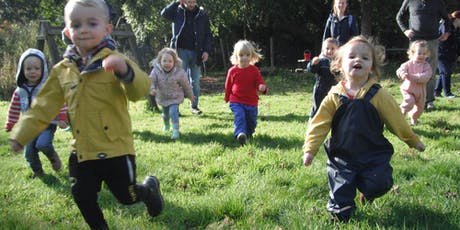 Nature Tots at the HIVE (Friday 9.30am) tickets