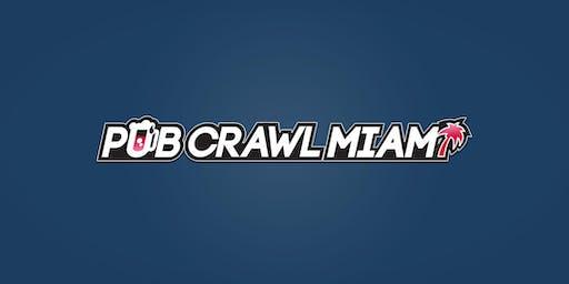 New Year's Weekend Club Crawl