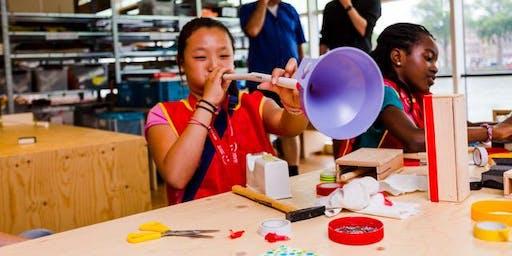 Workshop Tutti Timbri: Bouw je eigen instrument