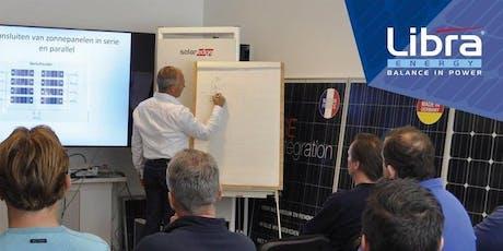 SolarEdge Basis training Vianen - 18 september 2019 tickets