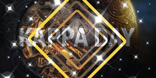 KAPPA DAY  - October 10, 2019
