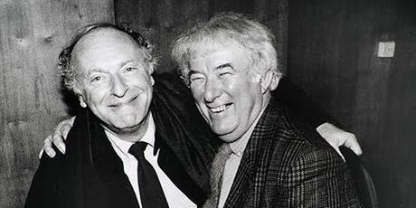 Beyond the Iron Curtain: Eastern European Poets & their Influence on Heaney tickets