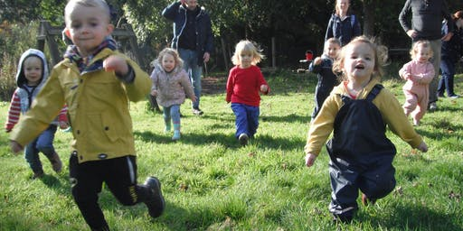 Nature Tots at the HIVE (Friday 11.30am)