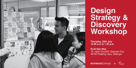 Design Strategy & Discovery Workshop tickets