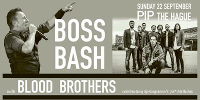 BOSS BASH, 70 years burning down the road