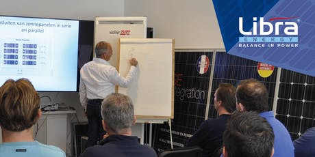 SolarEdge Advanced training Vianen - 4 september 2019 tickets