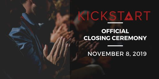 Official Closing Ceremony Kickstart 2019