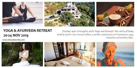 Yoga & Ayurveda Retreat in Marbella tickets