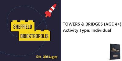 Sheffield Bricktropolis: Towers & Bridges (4+)
