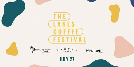 The Lanes Coffee Festival tickets