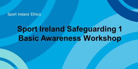 Safeguarding 1, Child Protection in Sport 26.09.19 tickets