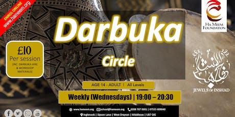 Darbuka Circle tickets