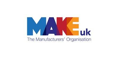 Make UK Midlands & East Dinner
