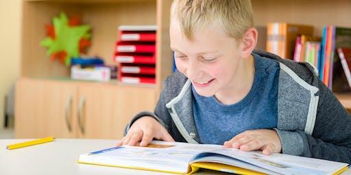 Vortrag: Wenn Lesen zur Qual wird – Übungen zur Verbesserung der Leseflüssigkeit