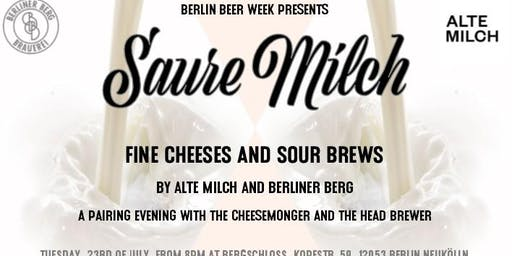 Saure Milch - Fine Cheeses and Sour Brews