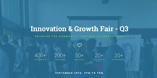 Innovation & Growth Fair - Q3