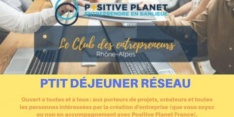 Ptit Dej Réseau de la rentrée ! Positive Planet France billets