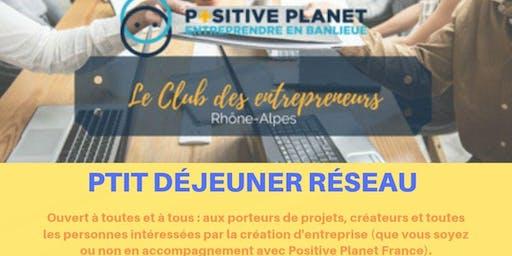 Ptit Dej Réseau de la rentrée ! Positive Planet France