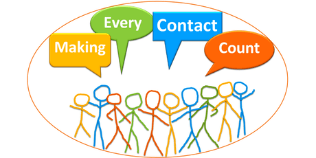 Making Every Contact Count - Ealing (Multidisciplinary) tickets