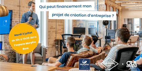 Comment financer son projet de création d'entreprise ? billets