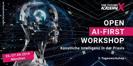 2-Tagesworkshop AI-FIRST  Tickets