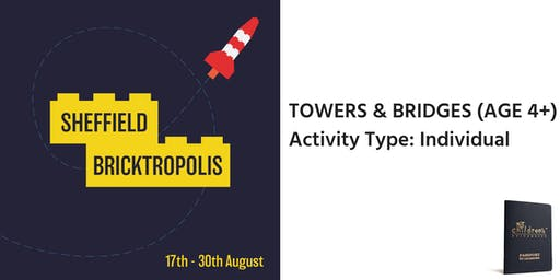 Sheffield Bricktropolis: Towers & Bridges (4+) - Disability Group