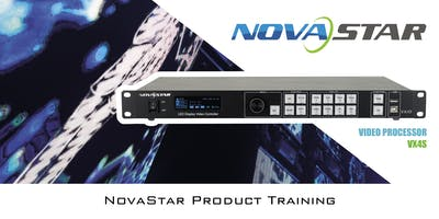 NovaStar presentation during Experience Day EN @HQ